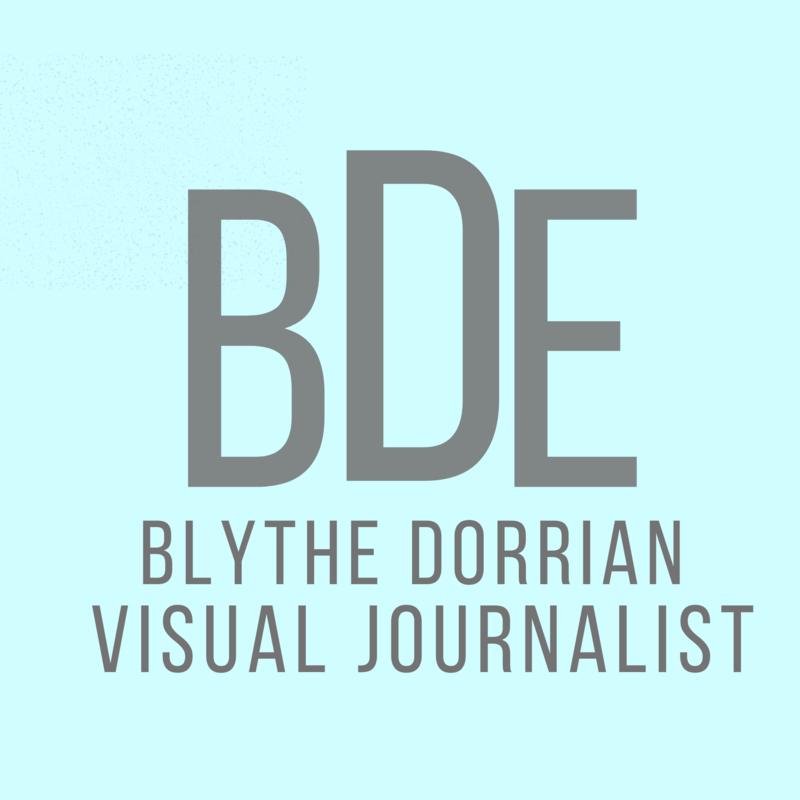 Blythe Dorrian| Visual Journalist